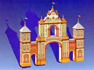 Portada Feria de Sevilla 2004