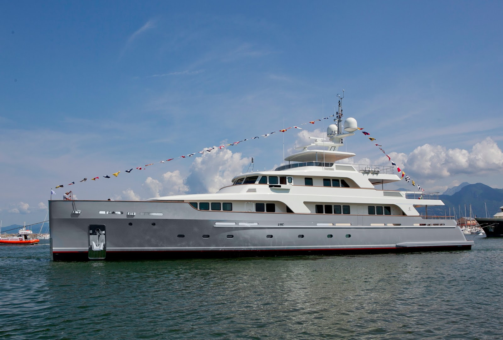 Codecasa launch another 42m vintage series