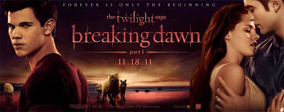 Jacob, Bella und Edward - Twilight 4