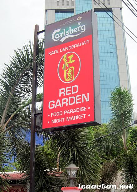 Red Garden Food Paradise Penang