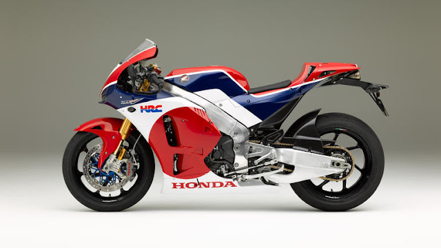 New Unveiled 2016 Honda Sports Bike RC213V-S