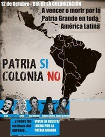 Patria Si Colonia No