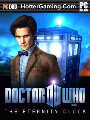Free Download Doctor Who The Eternity Clock Pc Game Cover Photo