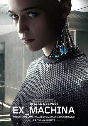 Poster Ex Machina 2015
