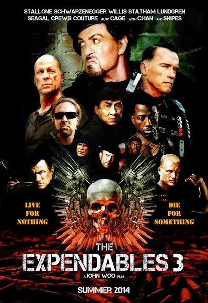 Sinopsis Film The Expendables 3 Terbaru 2014