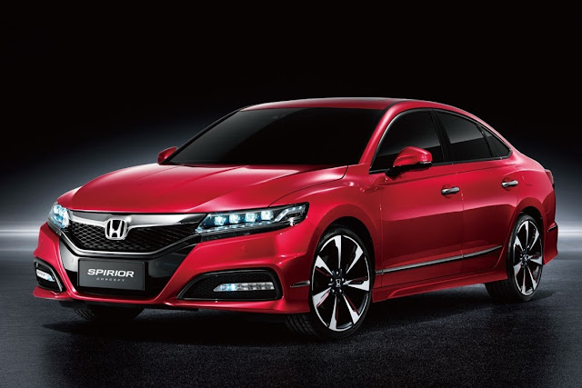 2017 Honda Accord Spirior Price