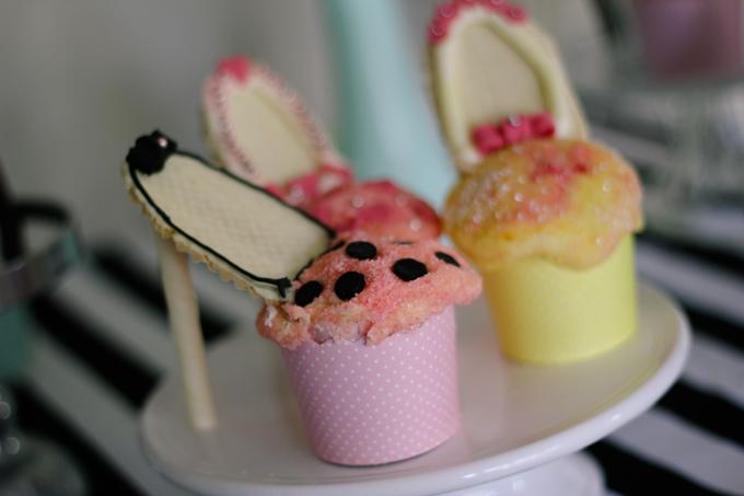 Fashion party ideas little girl