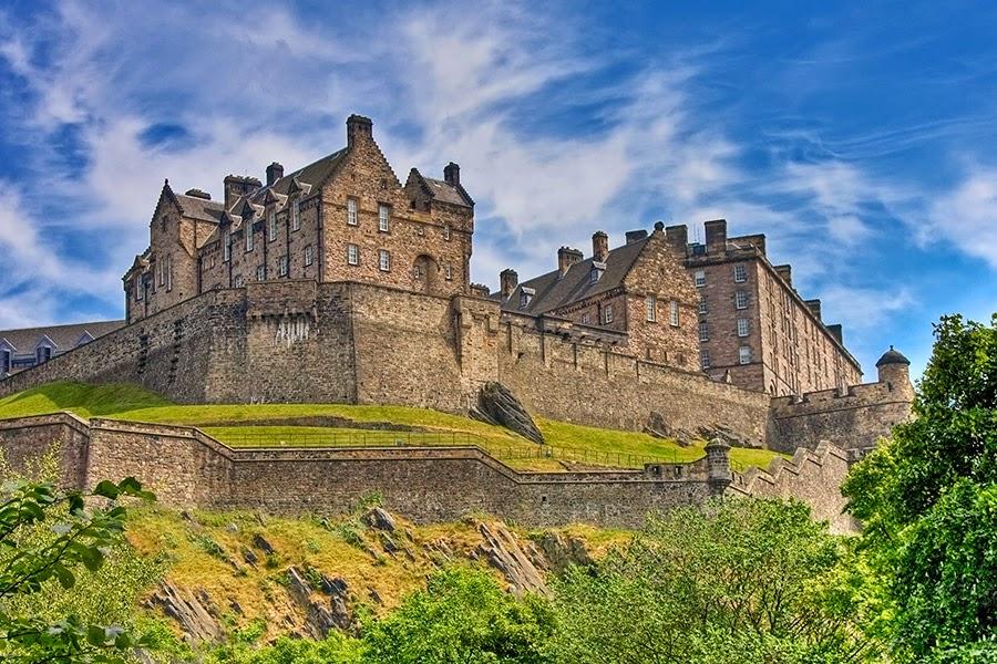 Замък Шотландия