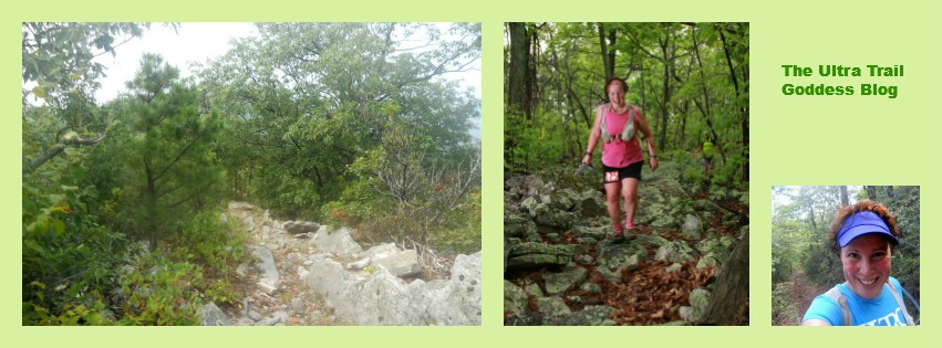 The Ultra Trail Goddess Blog