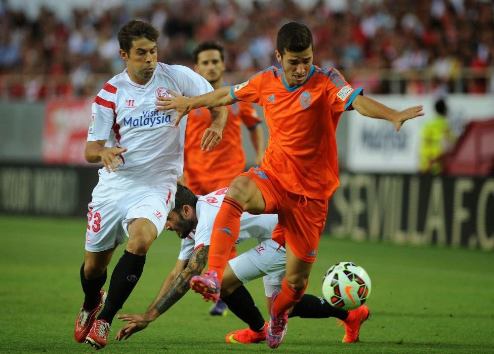 Spanish Football Liga 2014 - 2015