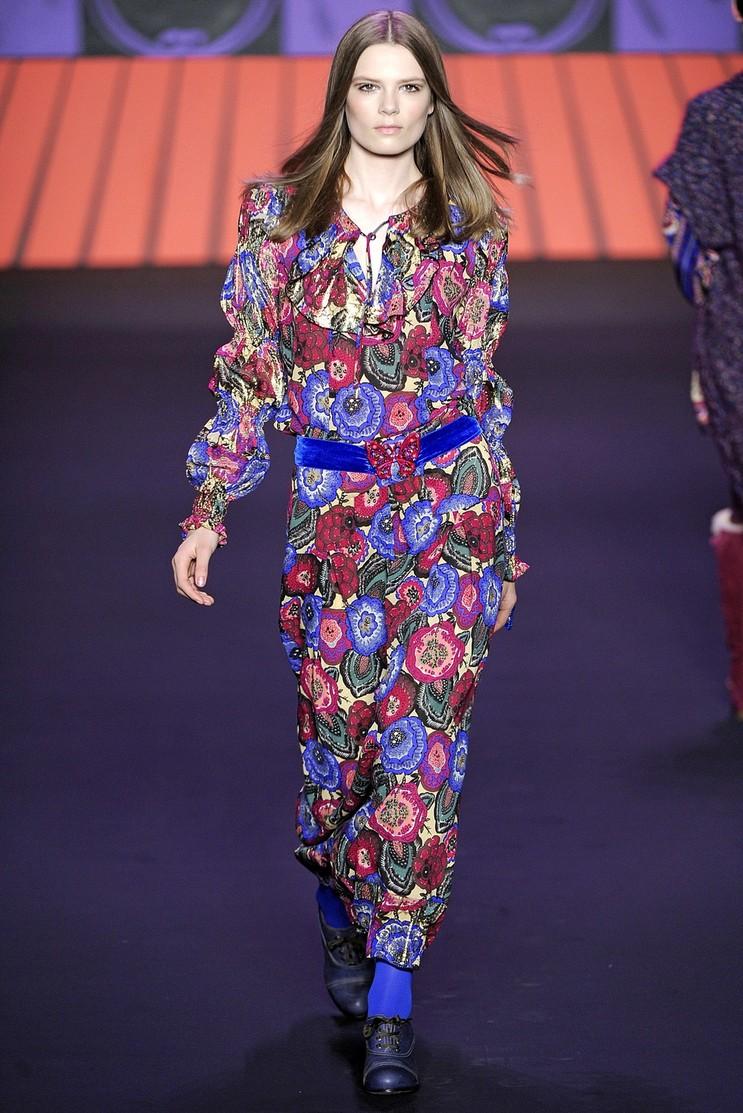 Анна Суи Одежда