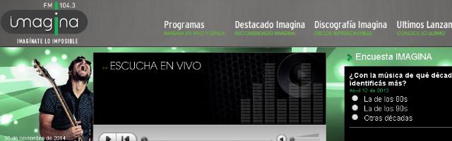 Imagina 104.3 FM