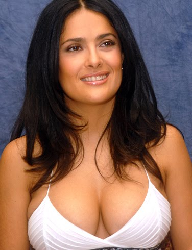 salma hayek wallpapers hot. hair wallpaper of Salma Hayek: