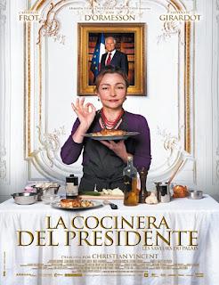 La cocinera del presidente (2012) Online