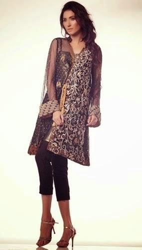 Ayesha Somaya Fall Winter Collection 2014
