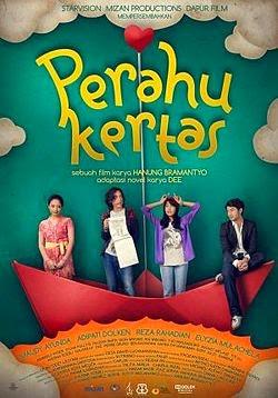 download film gratis perahu kertas