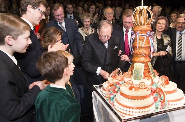 The Grand Duke Jean Of Luxembourg Celebrated His 95th Birthday With Family And Other Royal Guests