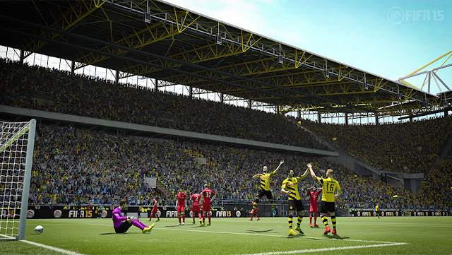 Fifa 15 Full İndir Tek Link + Torrent + Mega