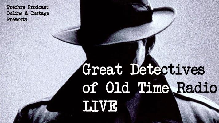 adelaide fringe - great detectives of old time radio live
