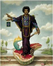 Las mejores imágenes de Jimi Hendrix