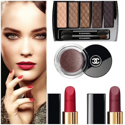 NOEL : Collection Chanel, Dior, YSL et Guerlain