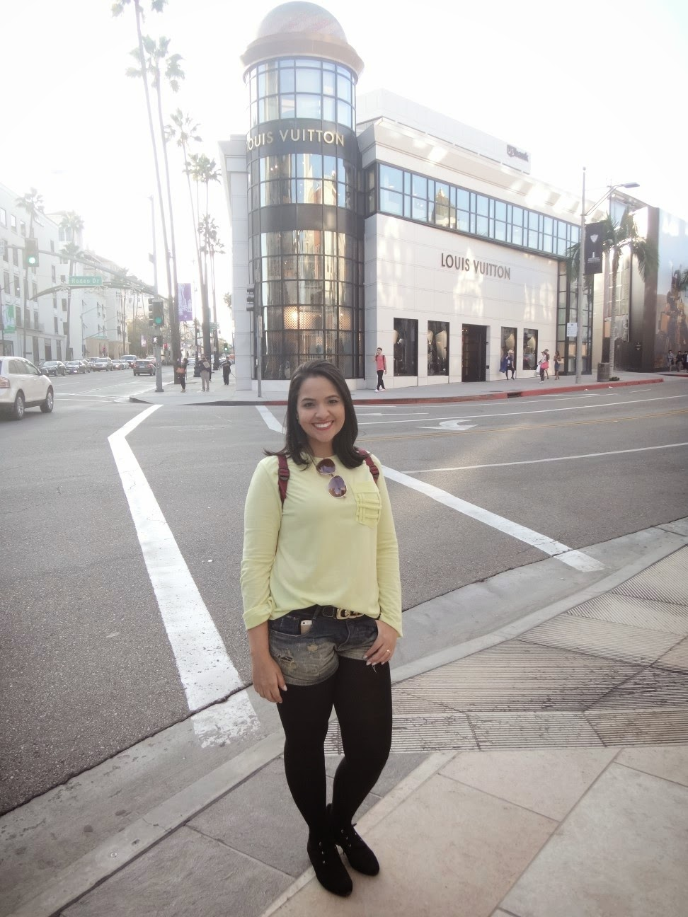 rodeo drive - bervelly hills - los angeles - california