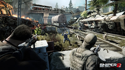 Game PC Sniper: Ghost Warrior 2 Free