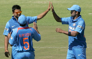 Suresh-Raina-Ambati-Rayudu-Vinay-Kumar-Zimbabwe-vs-India-1st-ODI