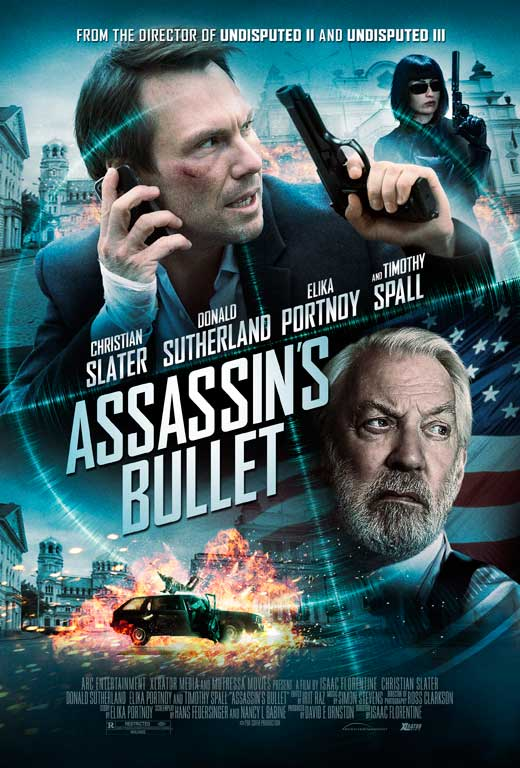 Watch Assassin's Bullet Movie Online Free 2012