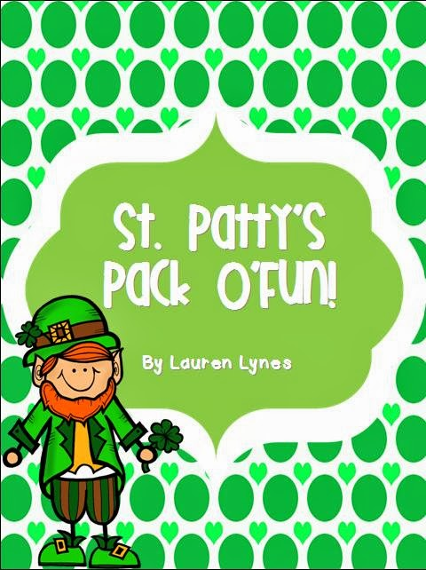 http://www.teacherspayteachers.com/Product/St-Pattys-Pack-OFun-571572