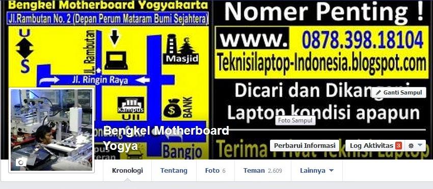 FaceBook resmi, Silahkan Klik kesini