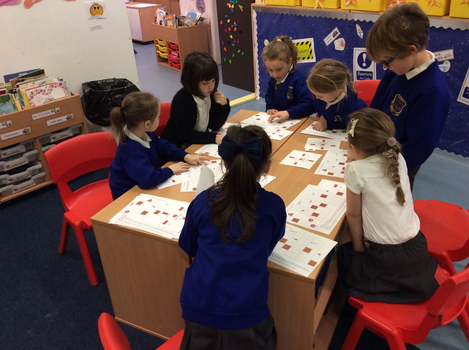 Withernsea Primary School Year 1 Blog: Year 1 have been playing ...