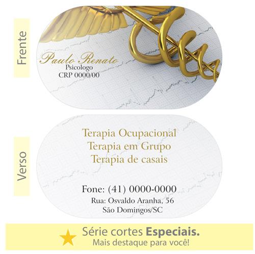 cartoes de visita psicologia porto alegre - Cartões de Visita para Psicólogos