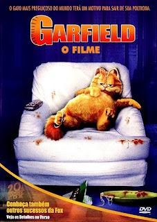 Assistir Garfield O Filme Dublado Online HD