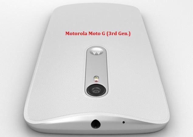 Learn New Things: Motorola Moto G (3rd Generation) Price ...