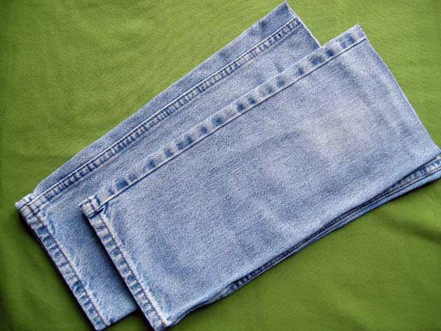 Calça-jeans-vira-cesto
