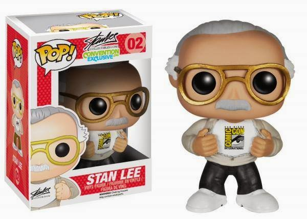 Stan Lee [SDCC 2014]