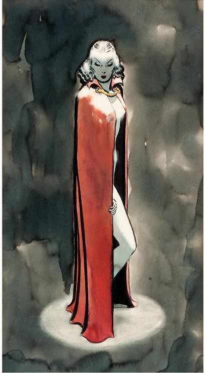 Roughing It: Milton Caniff