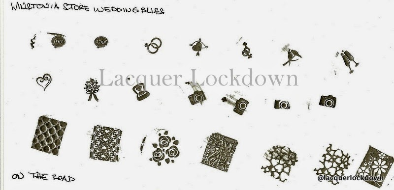 Lacquer Lockdown - Winstonia Store, On the Road Nail Art Stamping plate, travel themed nail art stamping plate, nail art stamping blog, nail art stamping, new stamping plates 2014, new nail art image plates 2014, new nail art stamping plates 2014,  diy nail art, cute nail art, cute nail art ideas, travel nail art, vacation nail art, cute nail art ideas, fun nail art ideas