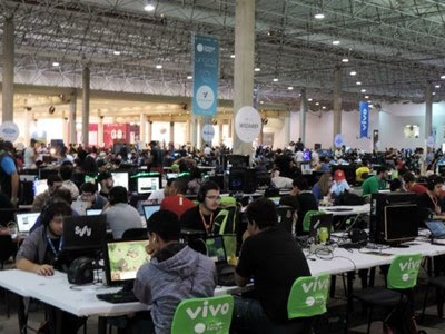 Campus Party Brasil, evento de tecnologia