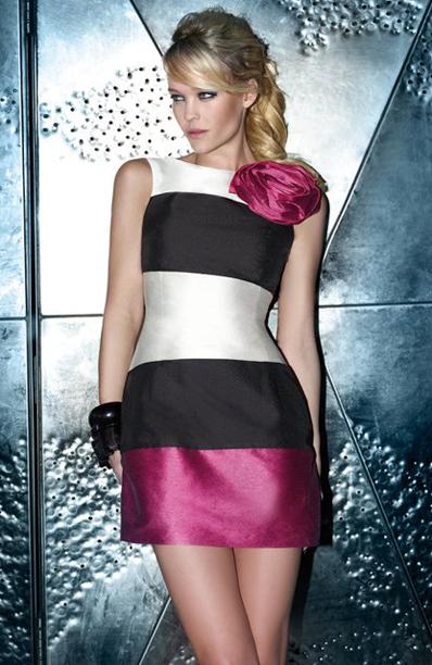 vestidos para celebraciones 2011