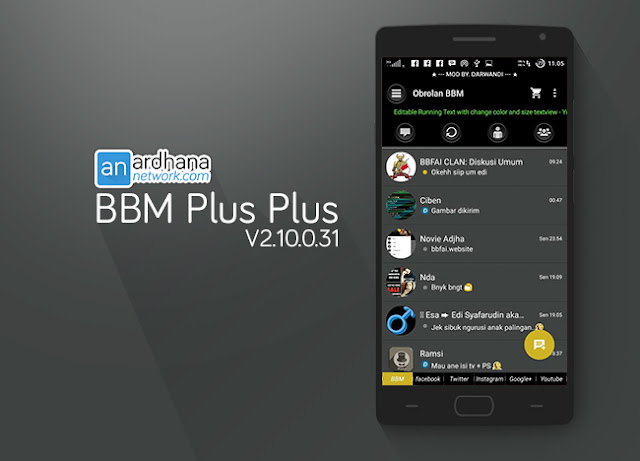 BBM Plus Plus