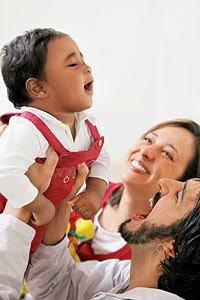 """Depoimento de uma mãe que adotou: """"Não queria ter uma barriga. Queria um filho, queria ser mãe"""""""