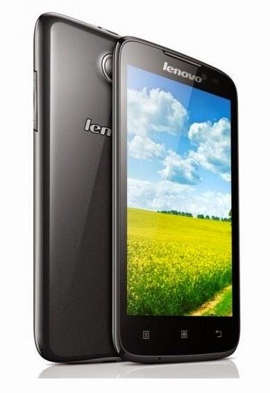 Spesifikasi Dan Harga Smartphone Lenovo A516i Terbaru Oktober 2014