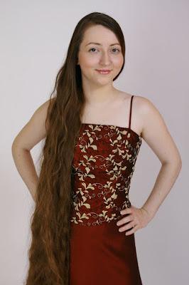 Photos of long hair