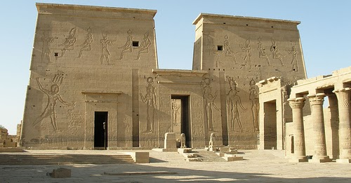 Egyptian Architecture architecture in ancient egypt ~ ancient egypt facts