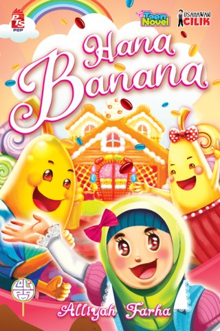 Usahawan Cilik : Hana Banana