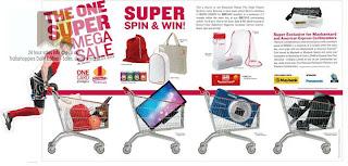 1Utama Mega Sale 2012