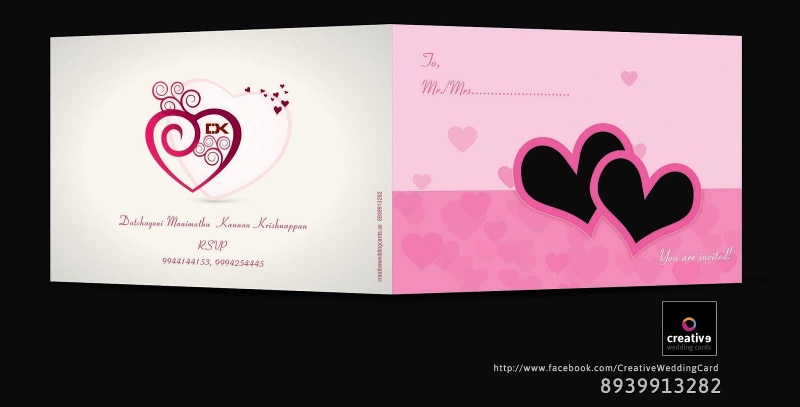 Tambaram Wedding Cards