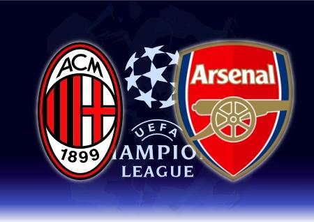 Prediksi AC Milan Vs Arsenal | Blogger Simo